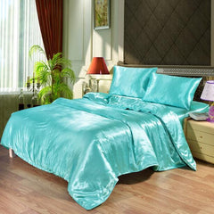 Satin Silk  Duvet Cover Sets