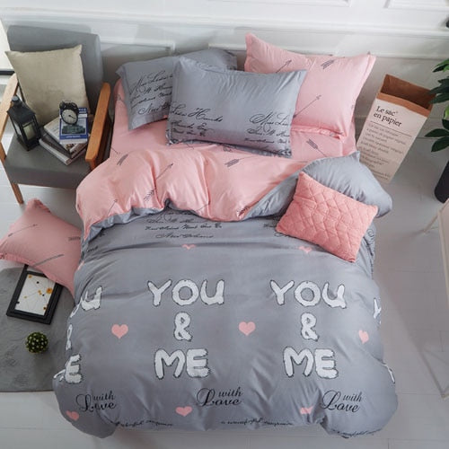 You & Me Duvet Cover Set