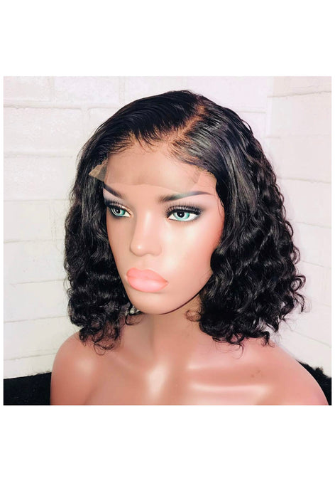 360 Lace Frontal Curly Unit