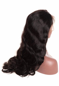 Loose Deep Wave Free Part FULL LACE