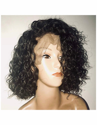 Brazillian Curly Short Bob - TheWigZone