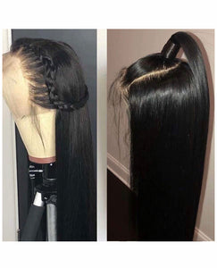 Straight Lace Front Wig - TheWigZone