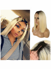 Load image into Gallery viewer, 613 Lace Front Ombré Bob - TheWigZone