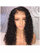 Load image into Gallery viewer, Deep Curly Pre Plucked Full Lace Wig - TheWigZone