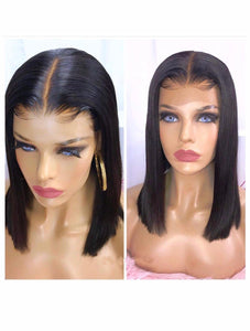 Deep Part Silky Straight Unit - TheWigZone
