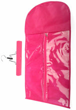 Load image into Gallery viewer, Hair Extension Storage Bag W/ Hanger - TheWigZone