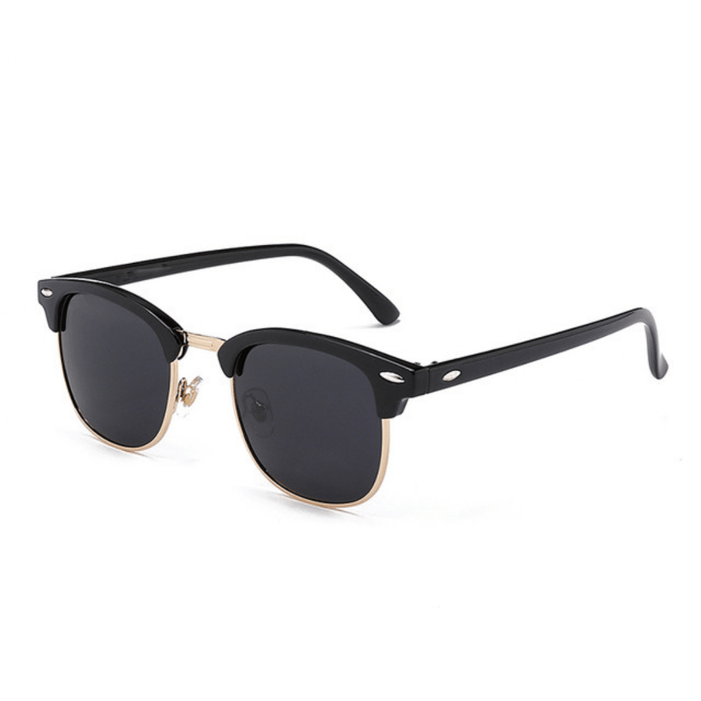 Clubmaster Polarized Classic Shades