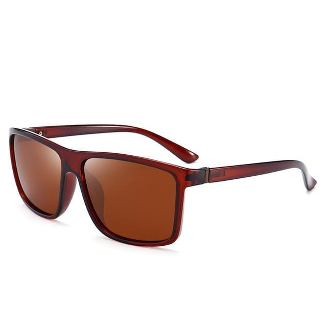 Square Polarized Vintage Shades