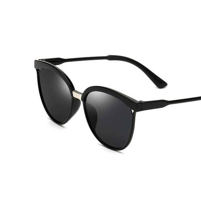 Cat Eye Oversized Fashion Shades