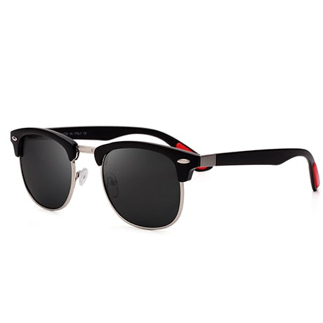 Clubmaster Polarized Beverly Shades