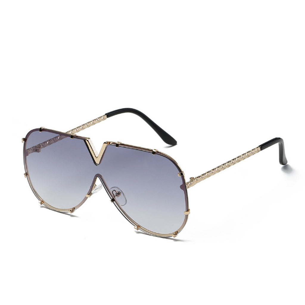Aviator Polarized Void Shades