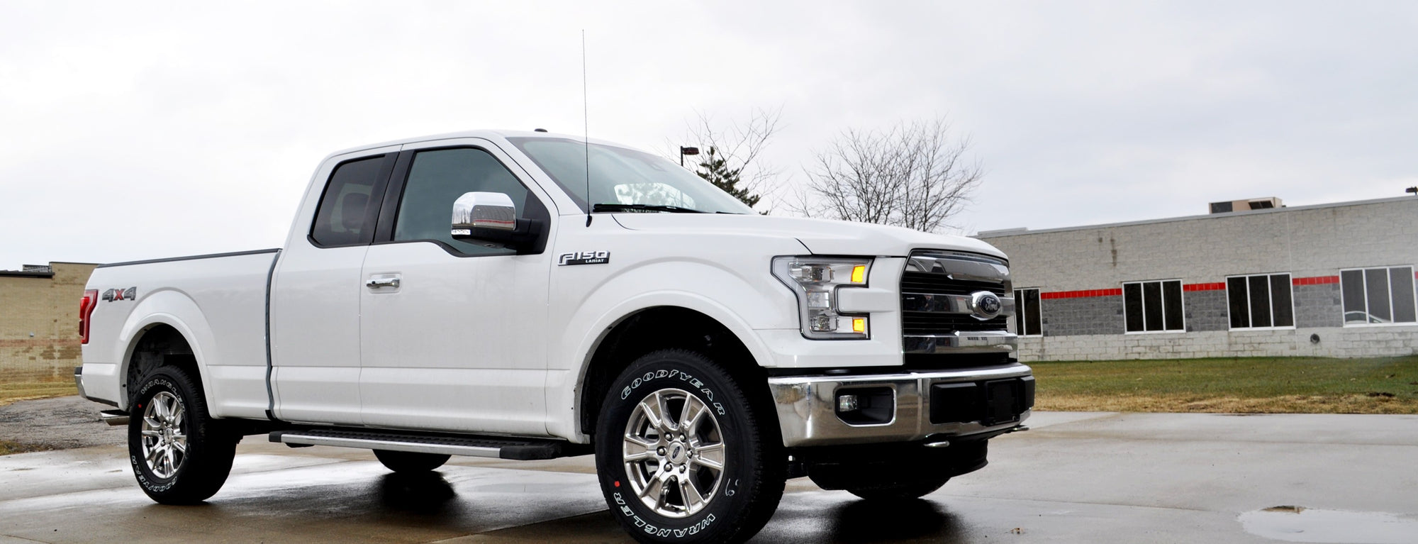2017 Ford F-150 5.0L V8