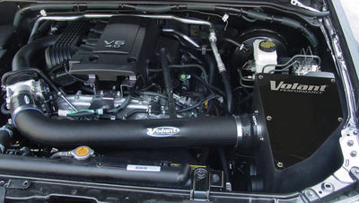 2005-2007 Nissan Frontier  4.0L V6 Cold Air Intake