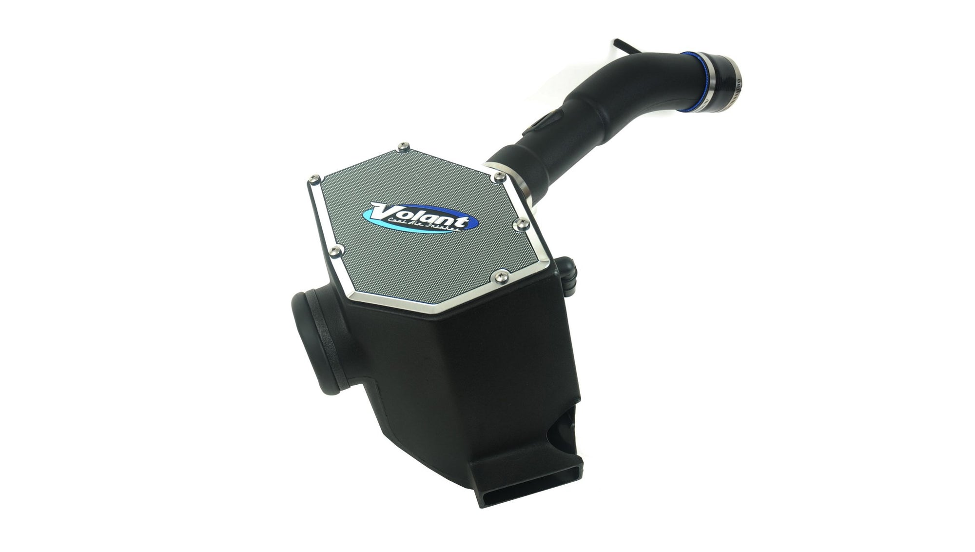 Closed Box Air Intake (15037) 2007-2012 Chevrolet Colorado 3.7L V6, GMC Canyon 3.7L V6