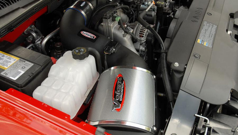 Closed Box Air Intake (15066) 2005-2007c Silverado/Sierra 2500/3500HD 6.6L V8 (Duramax LBZ) Mid 2005-2007 Classic