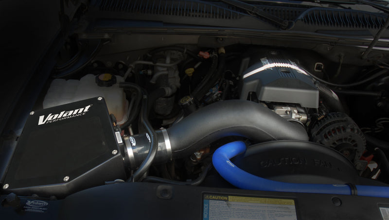 1999-2006 GMC Sierra 2500HD 6.0L V8 Closed Box Air Intake