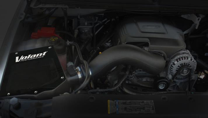 2009-2013 GMC Sierra 1500 6.0L V8 Closed Box w/ Cold Air Scoop Air Intake 353532