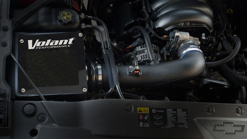 2014-2018 GMC Sierra 1500 6.2L V8 Cold Air Intake