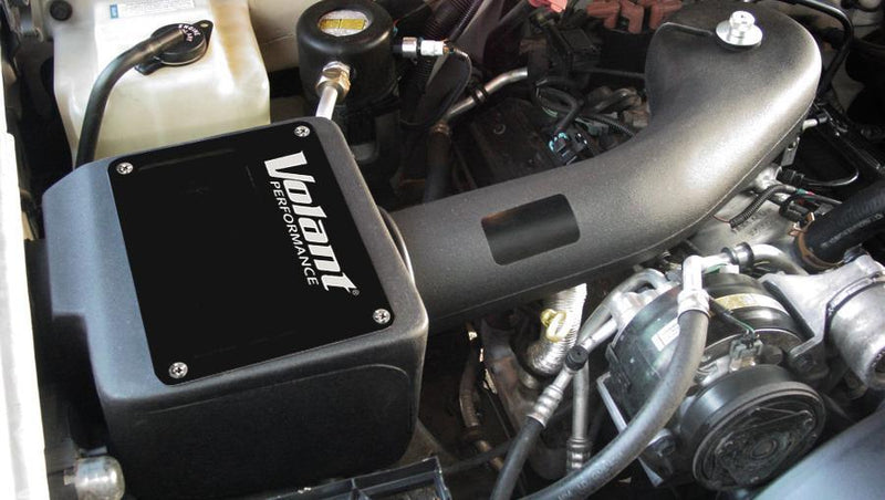 1988-1995 GMC K3500  5.7L V8 Closed Box Air Intake
