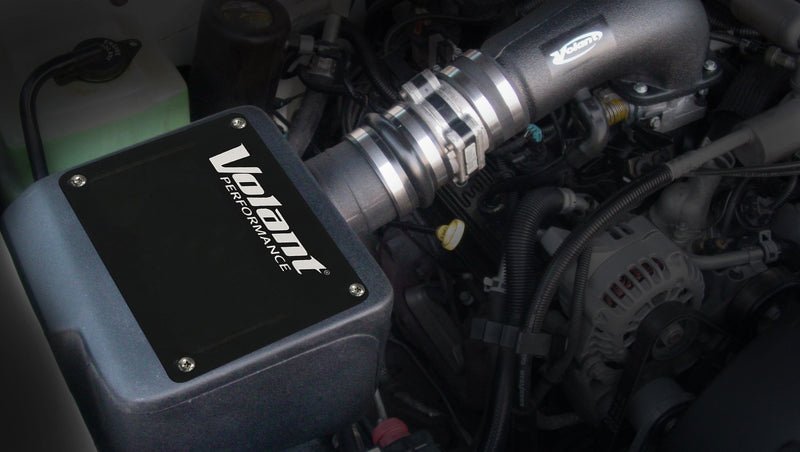 1996-2000 Chevrolet K2500 5.7L V8 Closed Box Cold Air Intake