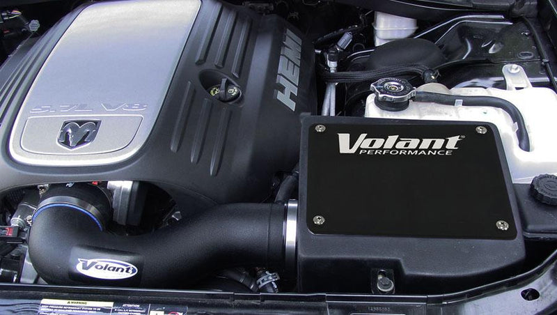 Closed Box Air Intake (16857153) 2005-2010 Dodge Charger R/T 5.7L V8