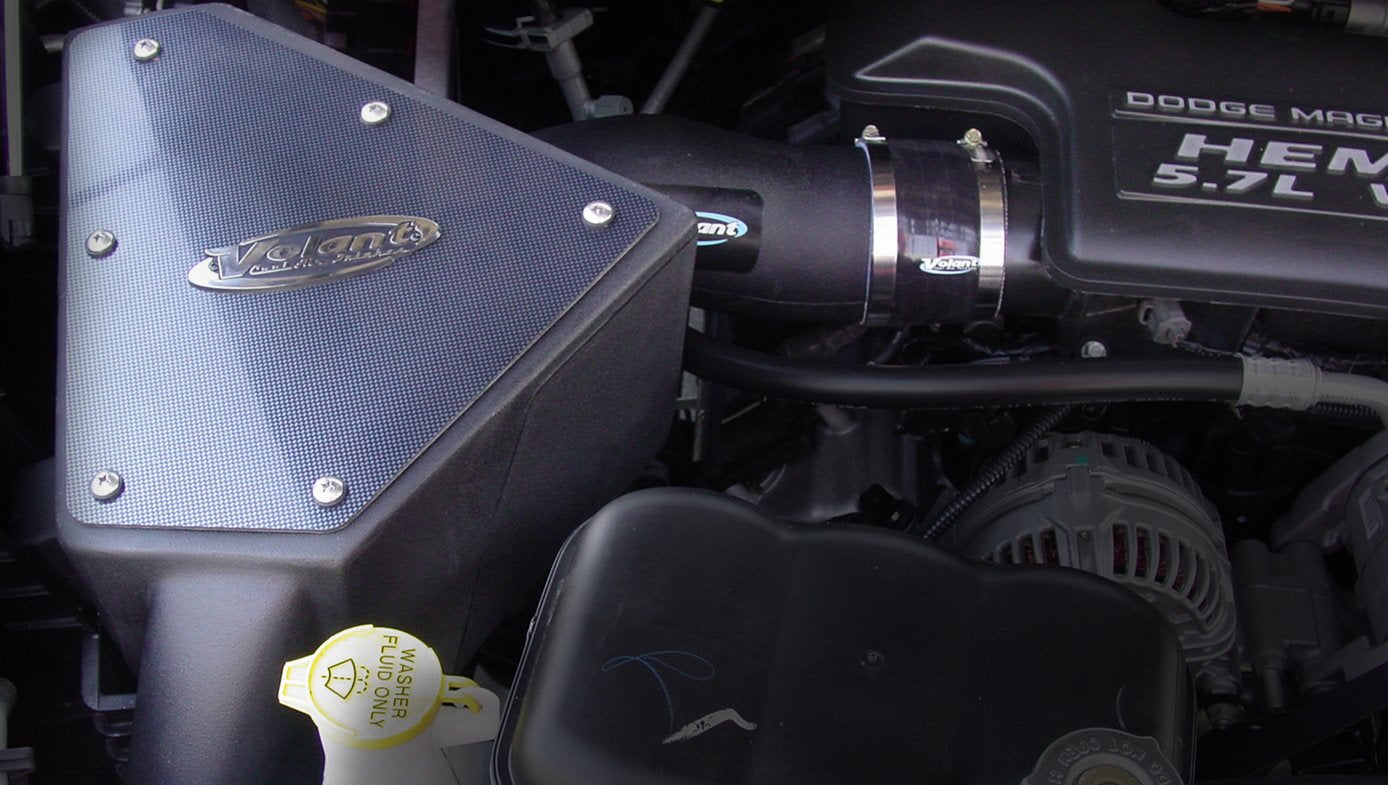 Cold Air Intake For Dodge Ram 1500 5.7 Hemi >> 2003 2008 Dodge Ram 1500 5 7l V8 Cold Air Intake