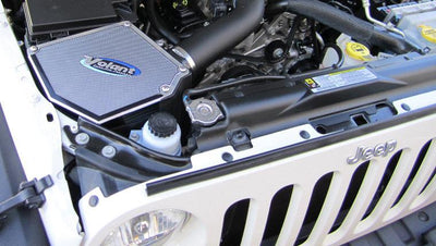 Closed Box Air Intake (17638) 2007-2011 Jeep Wrangler JK 3.8L V6