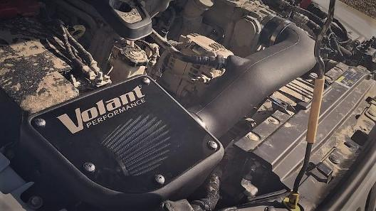 2019-2020 Jeep Gladiator JT 3.6L V6 Cold Air Intake