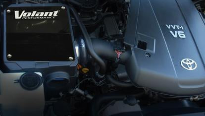 Closed Box with Ram Air Scoop (38240) 2012-15 Toyota Tacoma, Tacoma Pre-Runner/X-Runner 4.0L V6