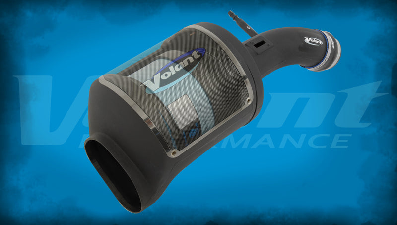 Closed Box Air Intake (18857) 07-20 Toyota Tundra 5.7L (10-17 4.6L) 07-20 Sequoia 5.7L (10-17 4.6L)