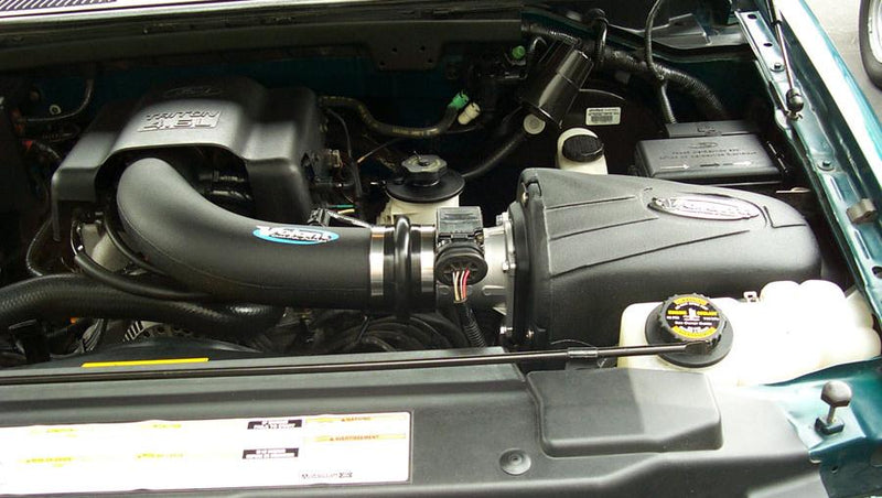 1996-2004 Ford F-150 4.6L V8 Closed Box Cold Air Intake