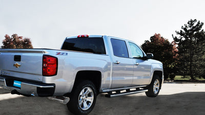 "2014-2019 GMC Sierra 1500 5.3L V8 Classic Body 143.5"" Wheelbase Cat-Back Exhaust"