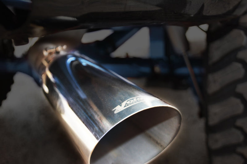 2014-2019 Chevrolet Silverado 1500 Classic Body 5.3L V8 Cat-Back Exhaust