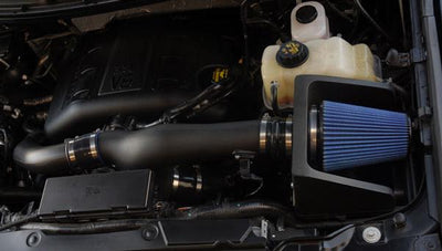 Open Element Air Intake (59535) 2011 Ford F-150 EcoBoost 3.5L V6 [OBSOLETE]