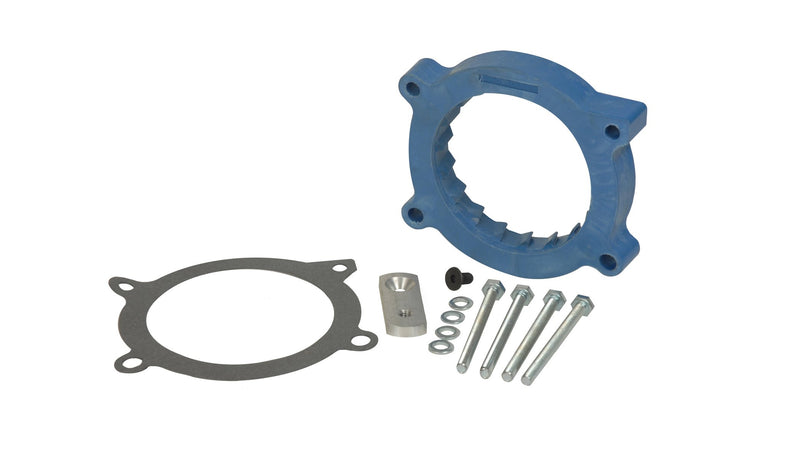 Throttle Body Spacer (725253) 2007-2014 Silverado/Sierra, GM SUV 4.8/5.3/6.0/6.2L V8