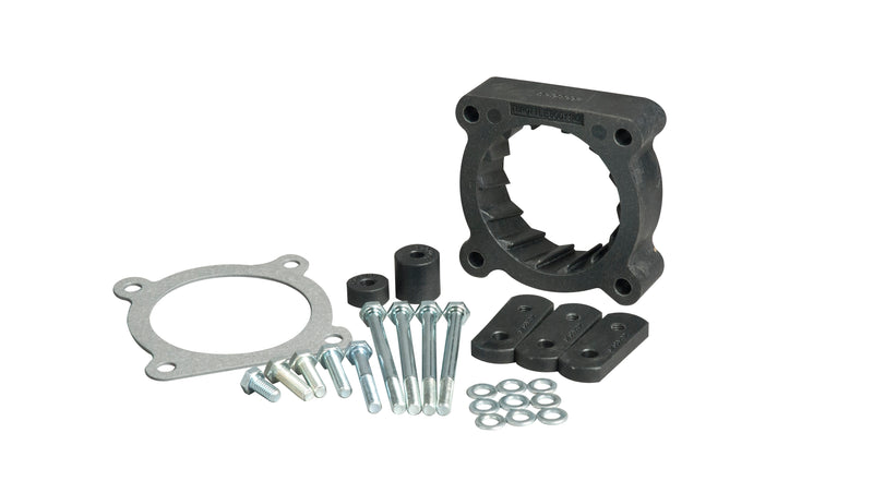 Throttle Body Spacer (728640) 2005-2015 Toyota Tacoma, 2005-09 4Runner, 2007-09 FJ Cruiser 4.0L V6 [Out of Stock]