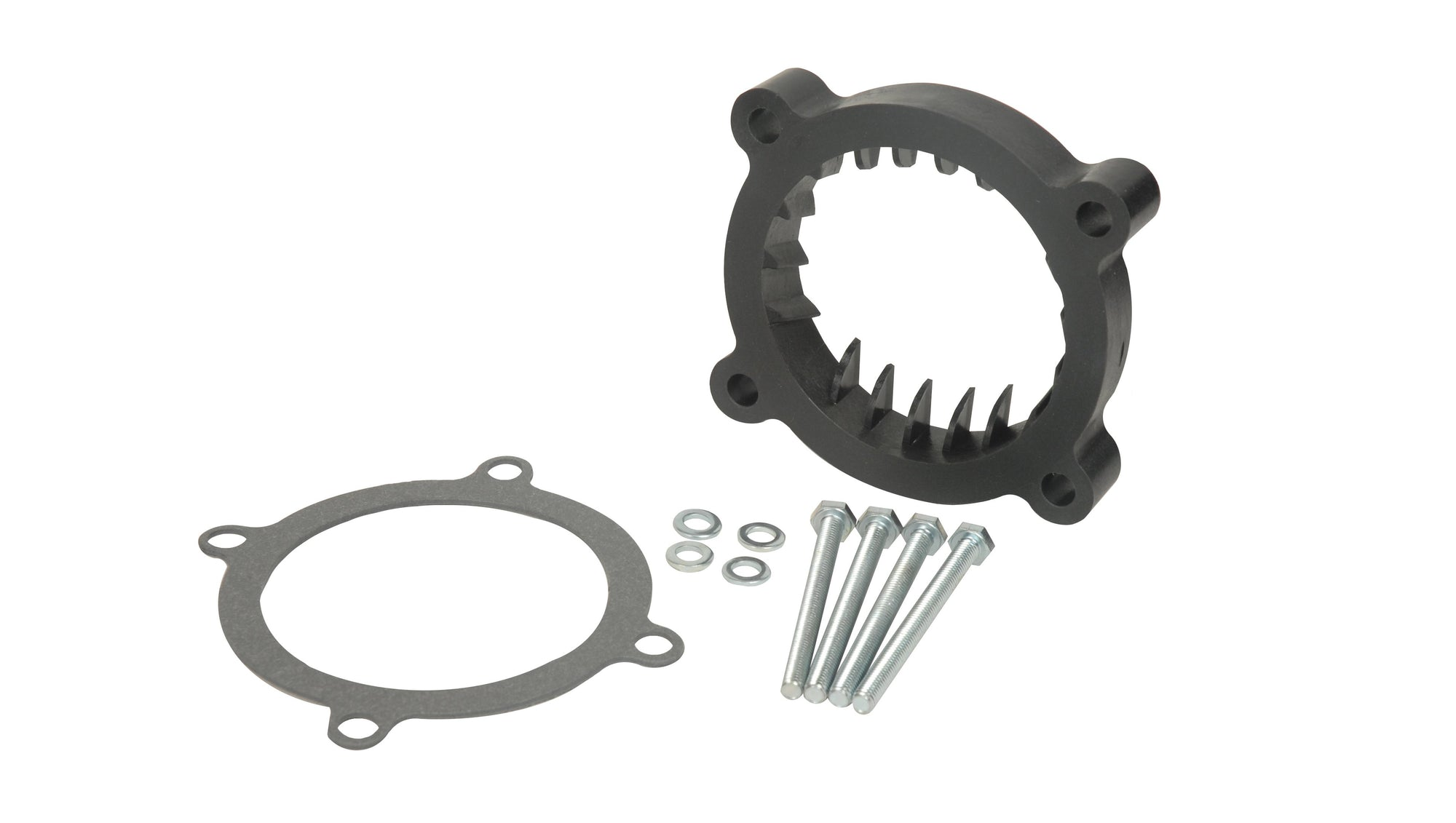 Throttle Body Spacer (729850) 2011-20 Ford Mustang GT 5.0L, Ford F-150 5.0L, 2011 Raptor 6.2L