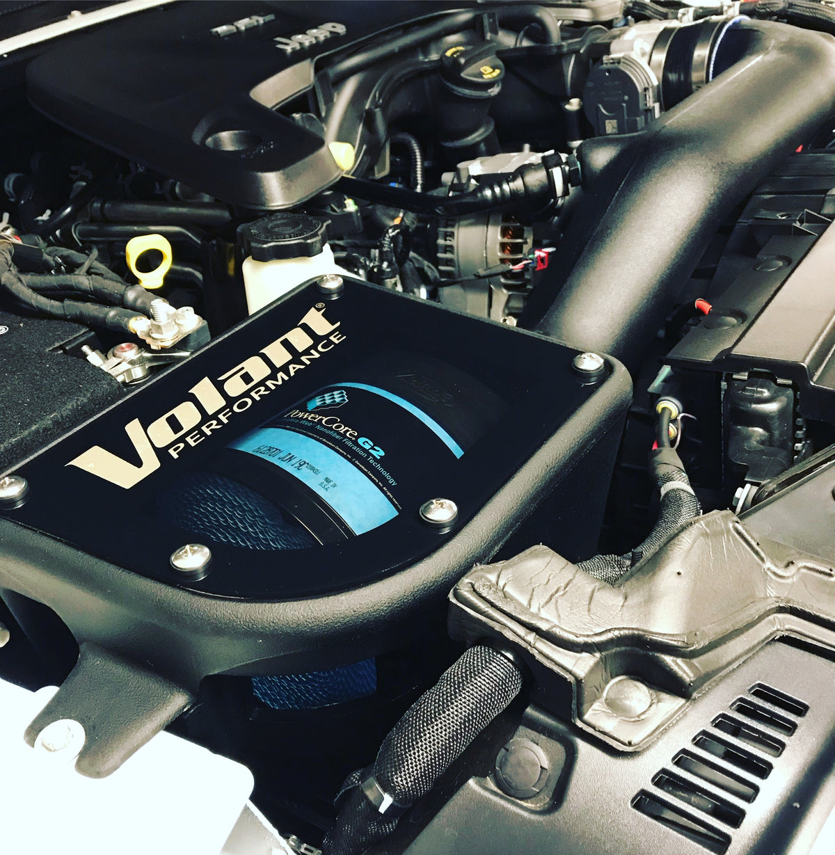 2020 Jeep Gladiator JT 3.6L V6 Cold Air Intake