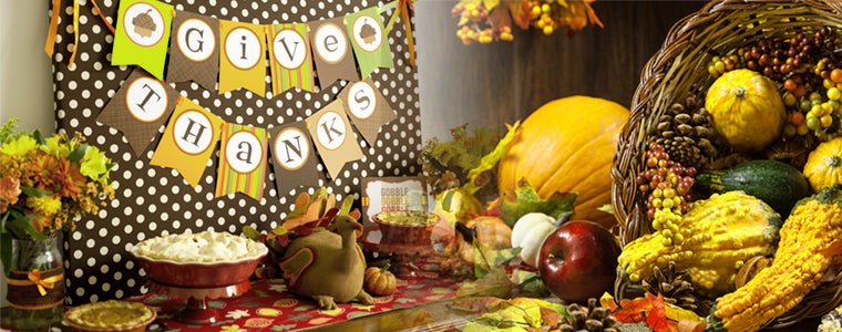 5 Important Factors for Outstanding Thanksgiving Party | Good Devil