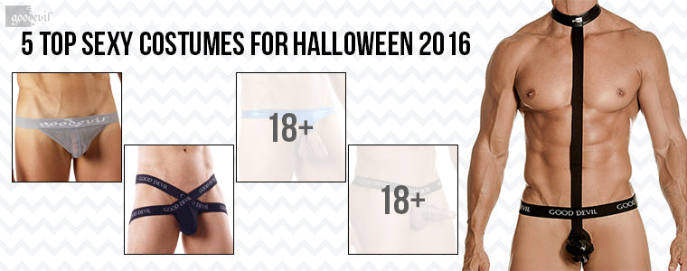 5 Top Sexy Costumes For Halloween 2016 | Good Devil