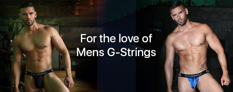 For the love of Mens G-Strings