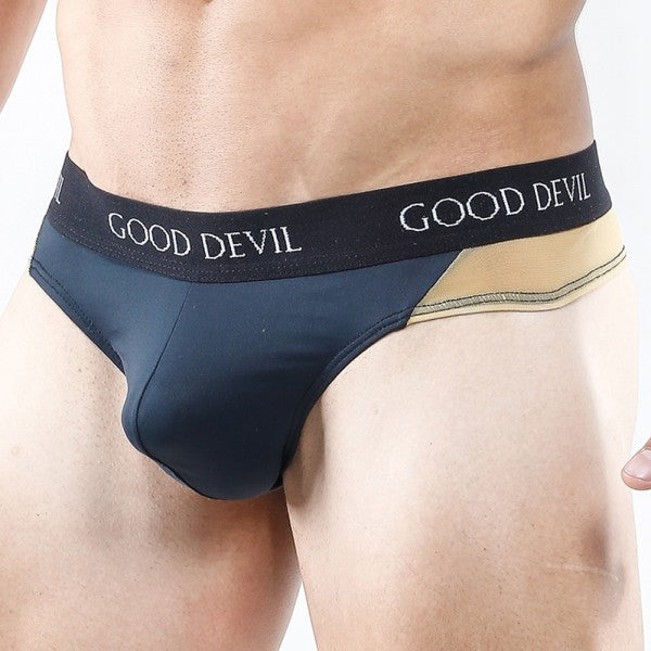 Good Devil Oriental Touch Slip Thong