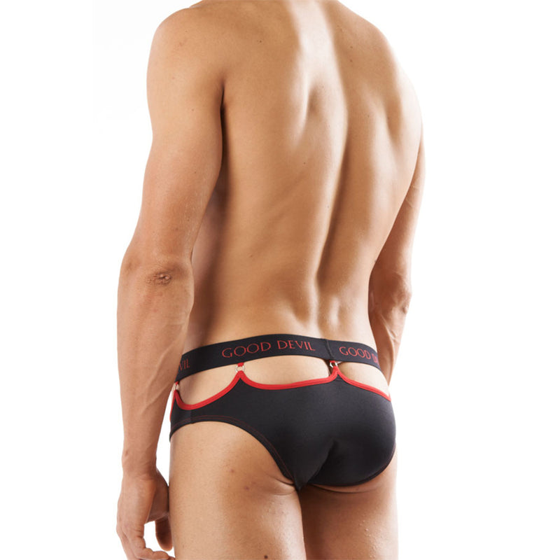 Good Devil GD6738  Passion Brief