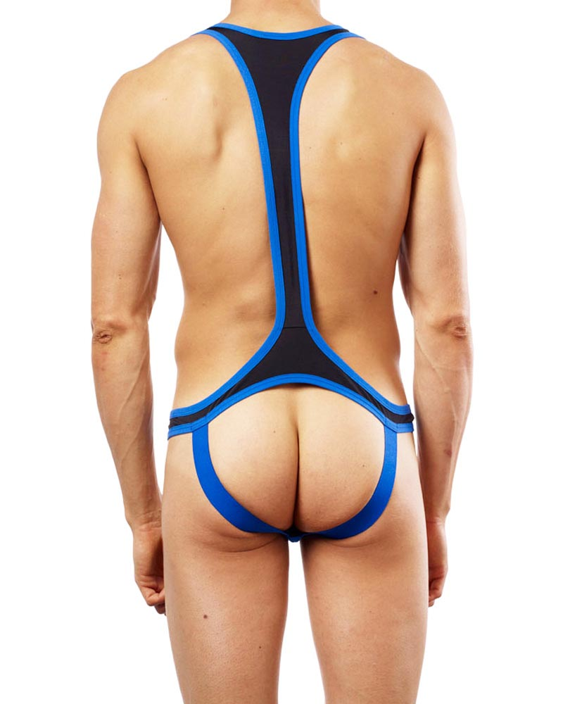 Good Devil GD9011  Jockstrap Singlet