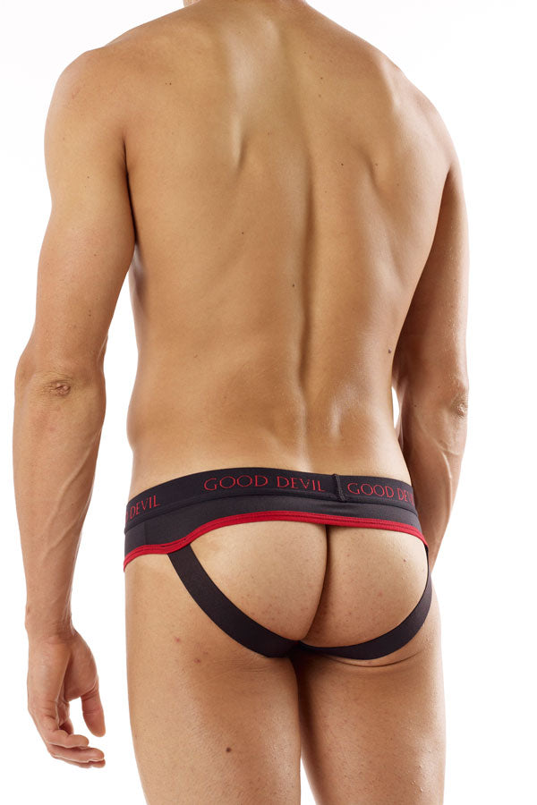 Good Devil GD4737  Pouch Wrap Jockstrap