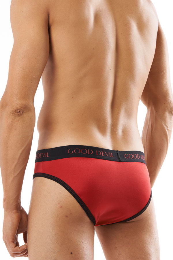 Good Devil GD6737  Pouch Wrap Brief