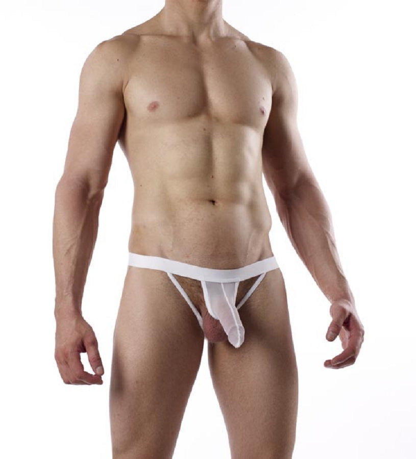 Good Devil GD7303  BallzOut Extreme Thong