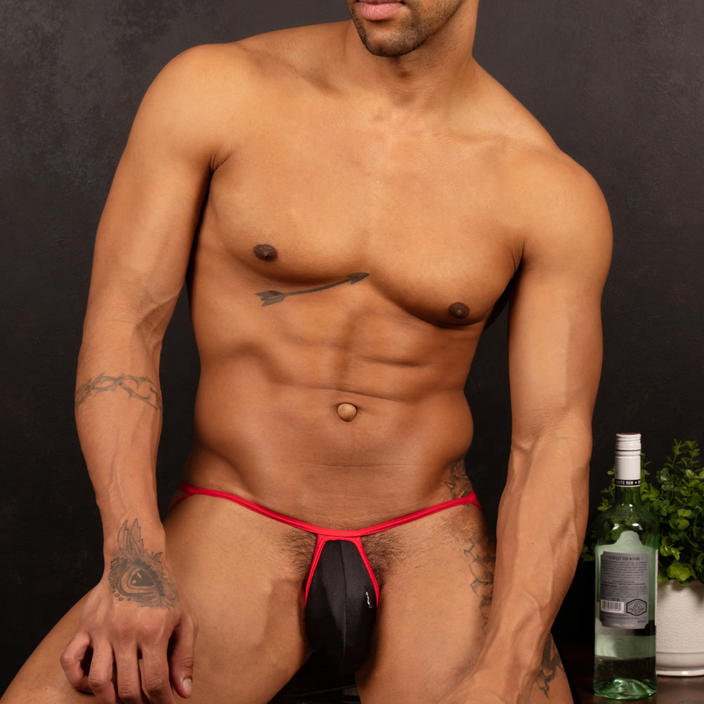 Good Devil GDE036 X Marks Jockstrap
