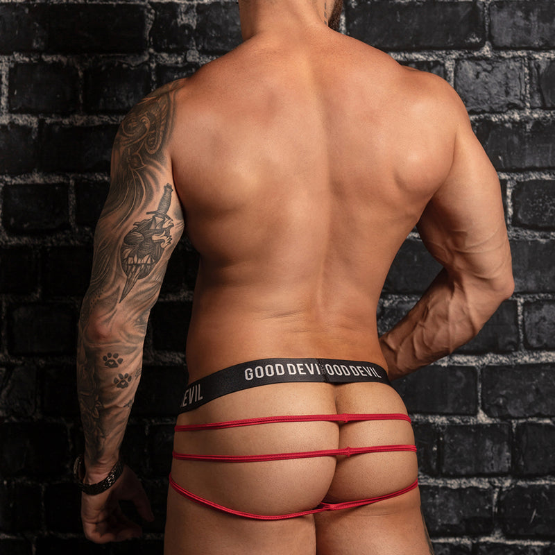 Good Devil GDK044 Hot Ass G-String