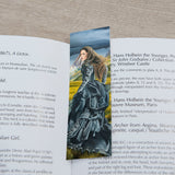 'Wilderness of the Heart' bookmark